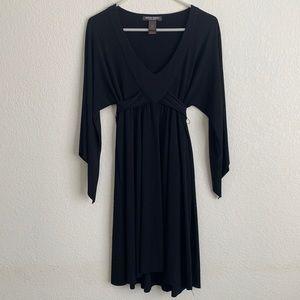 Bisou Bisou A-Line Knit Midi Dress